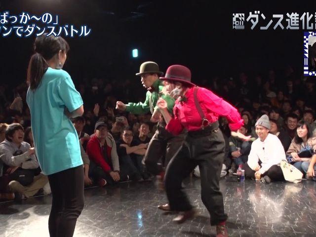 ダンス進化論2.5 #1「あきばっか〜の」スペシャル!