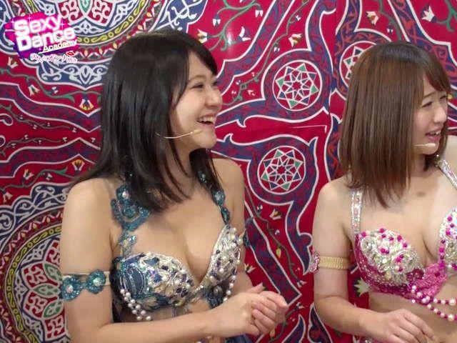 セクシーダンスアカデミー 〜大人のオンナ磨き〜 #1 ベリーダンスでオンナを磨く!