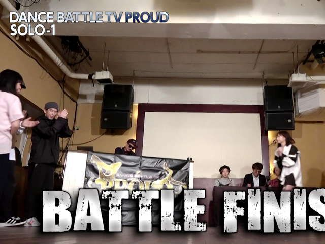 DANCE BATTLE TV PROUD シーズン3 #9 平成8年 vs. でんでんファンタジー