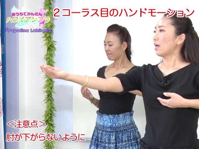 おうちでかんたん!ハワイアンフラ #1 「Papalina Lahilahi」を踊ってみよう!