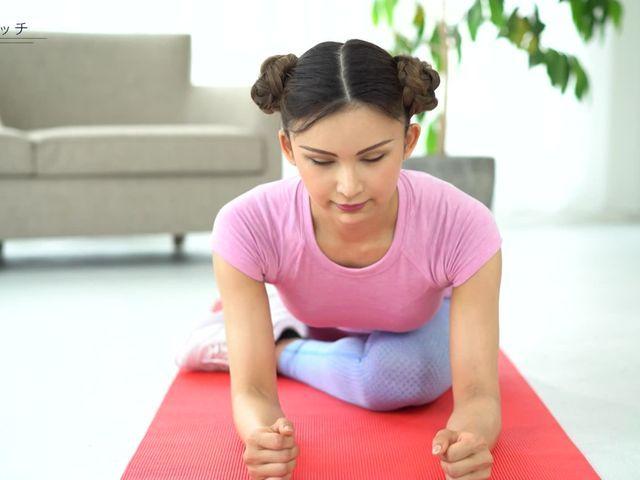 アミンカレダの美尻トレーニング #4 WEEK 4