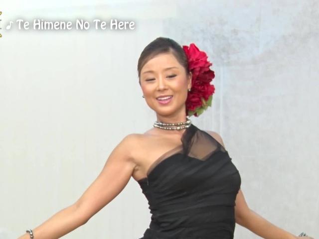 TAHITI×TAHITI #2 タヒチアンダンスの第一人者Te Ra KYOKOによるダンスレッスンVol.2