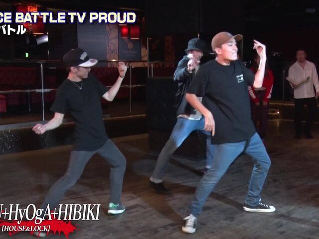 DANCE BATTLE TV PROUD #8