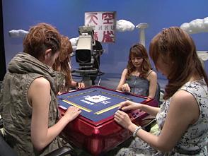 天空麻雀13 #1 和泉由希子 × 黒沢咲 × 魚谷侑未 × 和久津晶