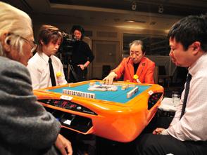 第一回麻雀トライアスロン #3 決勝3回戦〜三人麻雀戦〜