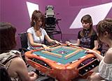 麻雀プロリーグ 第12回女流モンド杯 #11 黒沢咲 × 二階堂瑠美 × 水瀬千尋 × 和久津晶