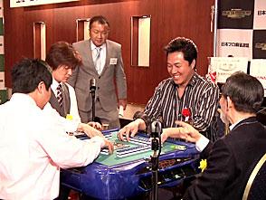 第四回麻雀トライアスロン #3 決勝3回戦〜三人麻雀戦〜