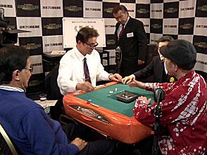 第五回麻雀トライアスロン #3 決勝3回戦〜三人麻雀戦〜