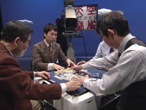 天空麻雀15 #4 荒正義 × 佐々木寿人 × 灘麻太郎 × 福光聖雄