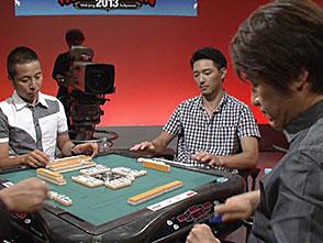 麻雀最強戦2013 著名人代表決定戦 雷神編 上巻