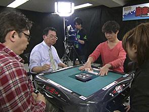 麻雀最強戦2013 ファイナル 中巻