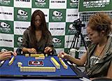 三麻エンペラー女流プロ編 予選A卓 1回戦