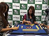 三麻エンペラー女流プロ編 予選A卓 3回戦