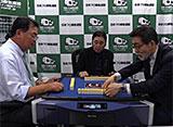 三麻エンペラー鉄人プロ編 予選C卓 2回戦