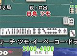 モンド麻雀プロリーグ16/17 第17回モンド杯 #13 小林剛×木原浩一×井出康平×白鳥翔