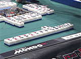モンド麻雀プロリーグ16/17 第11回名人戦 #4 荒正義×金子正輝×新津潔×前原雄大