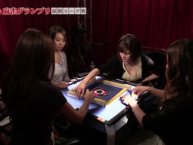 Lady's麻雀グランプリ〜前期リーグ戦〜 #1 前期リーグ戦 第一回戦・半荘戦