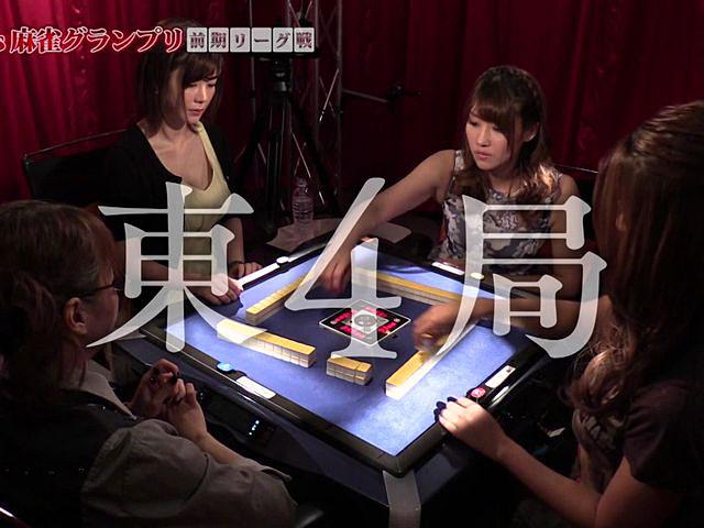 Lady's麻雀グランプリ #3 前期リーグ戦 第三回戦・半荘戦
