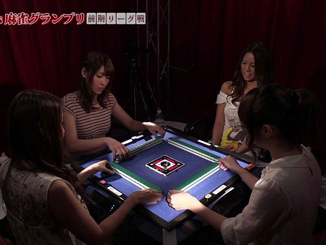 Lady's麻雀グランプリ #5 前期リーグ戦 第五回戦・半荘戦
