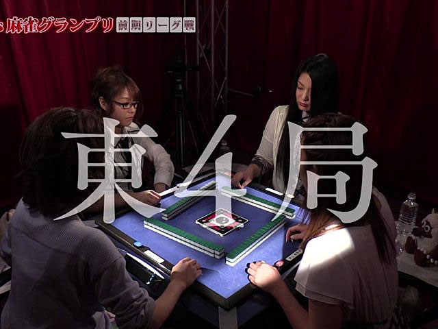 Lady's麻雀グランプリ〜前期リーグ戦〜 #6 前期リーグ戦 第六回戦・半荘戦