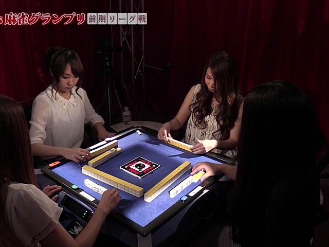 Lady's麻雀グランプリ〜前期リーグ戦〜 #7 前期リーグ戦 決勝一回戦・半荘戦