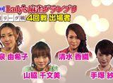 Lady's麻雀グランプリ〜前期リーグ戦〜 #11 後期リーグ戦 第三回戦・半荘戦