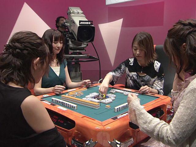 麻雀プロリーグ 第16回女流モンド杯 #1 石井あや×和泉由希子×二階堂亜樹×宮内こずえ