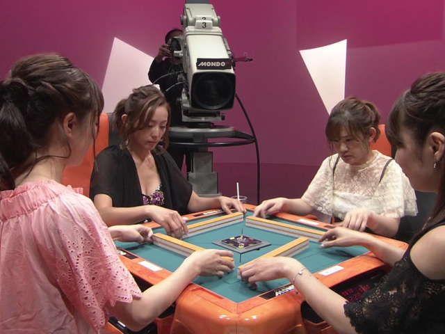 麻雀プロリーグ 第16回女流モンド杯 #11 石井あや×和泉由希子×黒沢咲×日向藍子