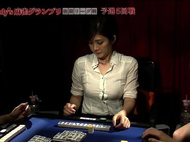 第2期Lady's麻雀グランプリ 〜後期リーグ戦〜 #13 第五回戦 半荘戦