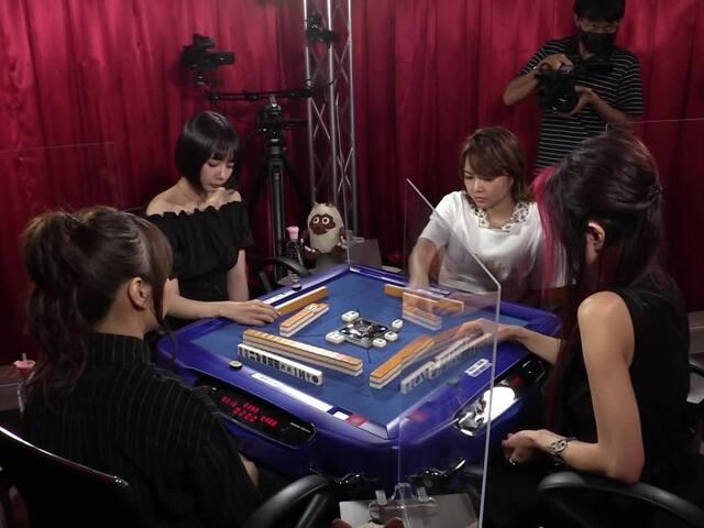 第6期Lady's麻雀グランプリ 〜前期リーグ戦〜 #1 第一回戦 半荘戦
