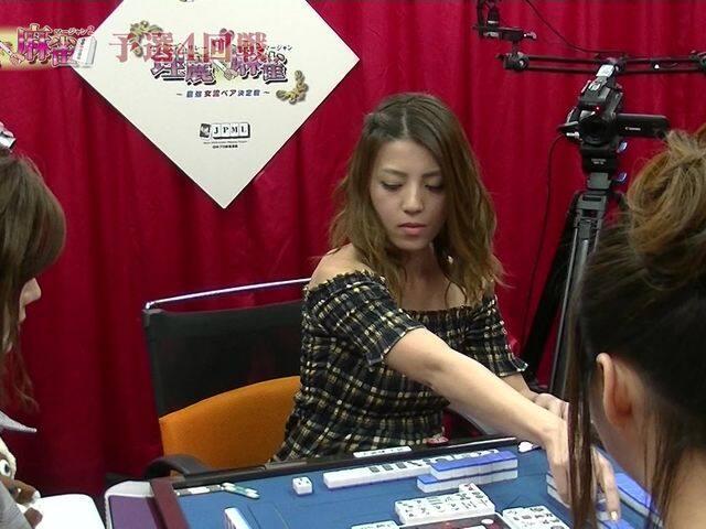 理麗麻雀2 〜最強女流ペア決定戦〜 #4 第四回戦 半荘戦
