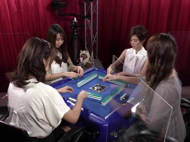第6期Lady's麻雀グランプリ 〜後期リーグ戦〜 #9 第一回戦 半荘戦