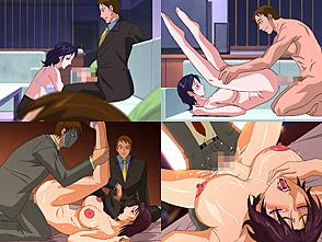 背徳妻 〜秘められた性〜 第一巻
