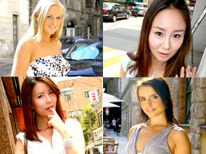 【特別編集】世界でナマ撮りワールドFU●K 金髪・アジアン美女・海外女優ド迫力ヤリまくり4時間20人