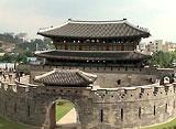 韓国百景 世界遺産〜水原華城〜