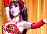 ベリーダンス・エクササイズ Lesson2 基本動作2 〜テンポ・ミドル〜