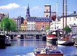 ちょっと贅沢!欧州列車旅行 アンデルセンの愛した地・コペンハーゲン