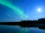 世界の絶景 イエローナイフのオーロラ(カナダ)