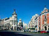 ちょっと贅沢!欧州列車旅行 華麗なるスペイン王家の都・マドリッド