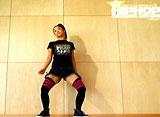 レゲエダンス HOW TO×エクササイズ くびれ&腰まわり