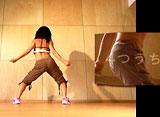 レゲエダンス HOW TO×エクササイズ ウエスト&脚