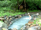 野天湯へGo! #4 然別湖(北海道)