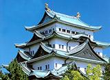日本の名城を訪ねて 名古屋城