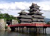 日本の原風景4 漆黒の国宝天守 〜松本城〜