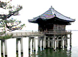 日本の原風景7 唐橋を制するものは天下を制する 〜瀬田の唐橋〜
