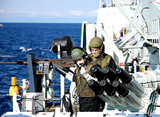 世界最強!空海軍の特別演習
