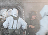 戦闘ヘリの限界に挑む! アルゼンチン vs 英国特殊部隊SAS