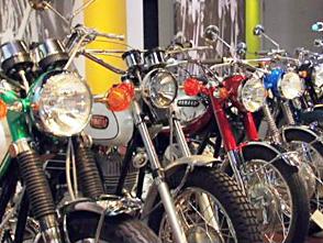 世界のバイク