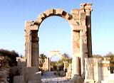 世界の古代遺跡#05 地中海アフリカの都市国家 リビア