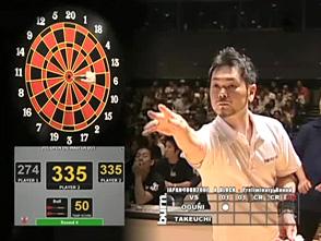 burn. JAPANTOUR2007 #1 予選Aブロック 小國勇夫 vs 竹内敦